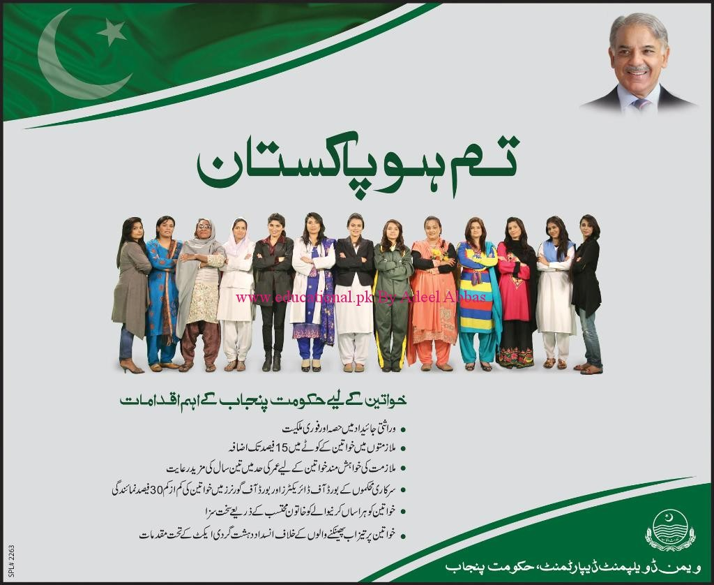 punjab-govt-women-pakges