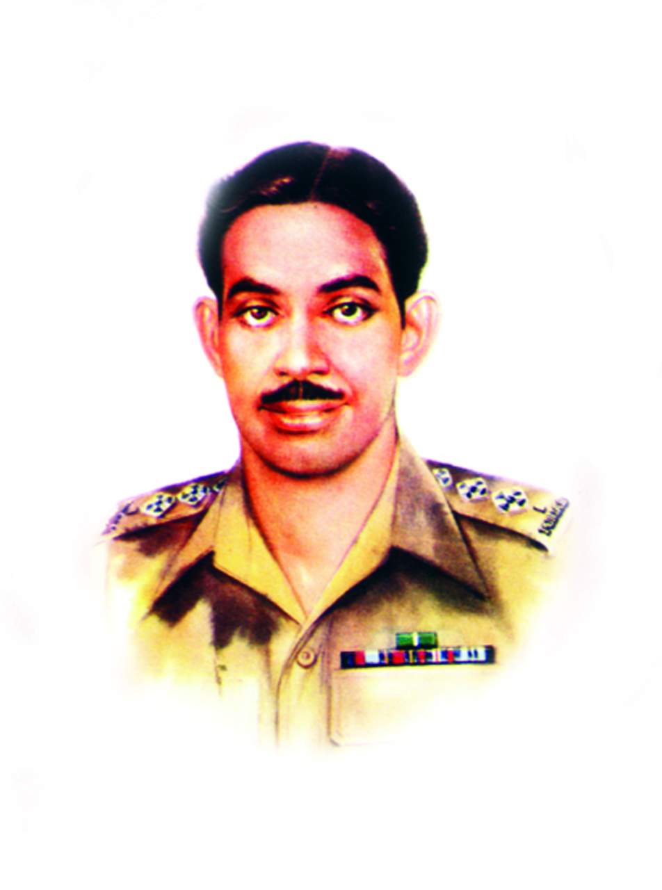 1.Captain Muhammad Sarwar