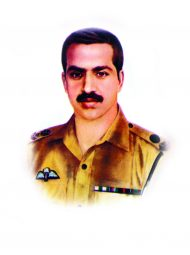 6.Major Shabbir Shariff