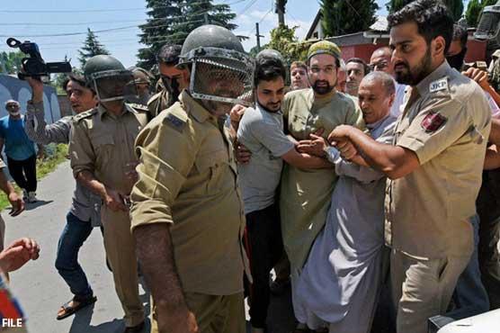 mir-waiz-arrested