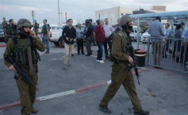 israili-firing