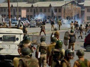 بھارتی فورسز پردستی