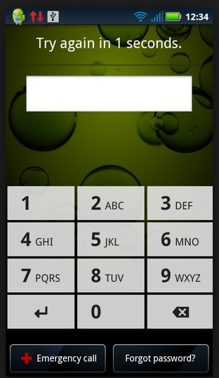 how to know if the phone is unlock