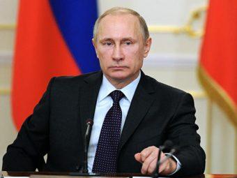 Putin says