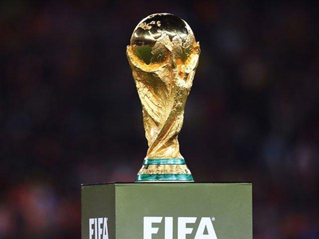 فیفا ورلڈ کپ کی ٹرافی