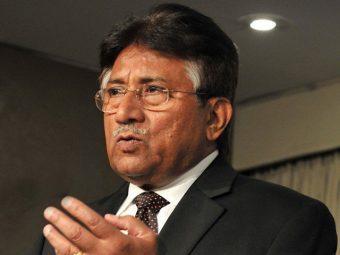 بے نظیرقتل کیس میں پرویز مشرف
