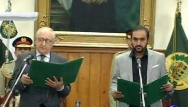بلوچستان کے نئے وزیراعلیٰ عبدالقدوس بزنجو