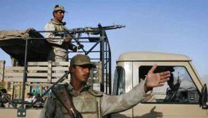 بلوچستان: سیکیورٹی فورسز