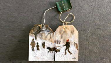 استعمال شدہ ٹی بیگز