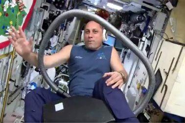 روسی سائنسدان کی خلا