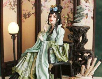 چینی فنکار نے انسانی مجسمہ