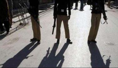کوئٹہ میں فائرنگ سے بلوچستان