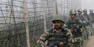 بھارتی فوج کا پاکستانی سرحد پر حملہ،