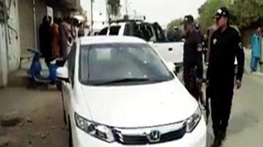 کراچی کے زم زمہ
