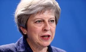 British PM to warn