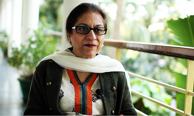 عاصمہ جہانگیر کی
