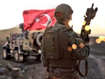 ترک فوج نے