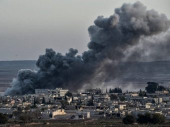 شام کے علاقے