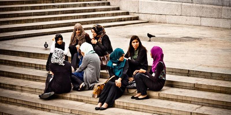 مسلمانوں کو سزا