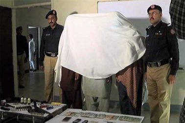 کراچی میں ڈکیت