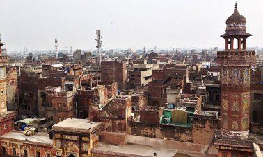 لاہور کی روح قبض کی جا رہی ہے