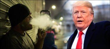 ٹرمپ کی منشیات