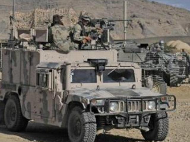 افغانستان میں اتحادی