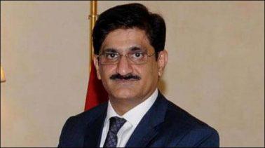وزیراعلیٰ سندھ کے