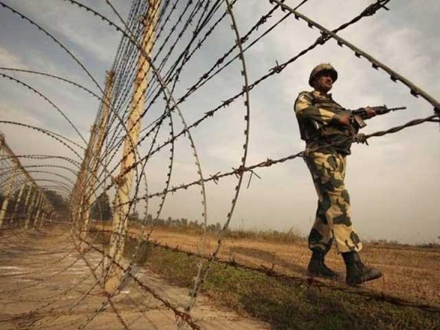 بھارتی فوج کی کنٹرول لائن پر