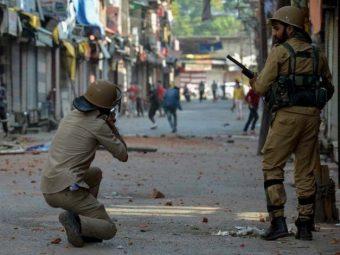 مقبوضہ کشمیر میں شہادتوں