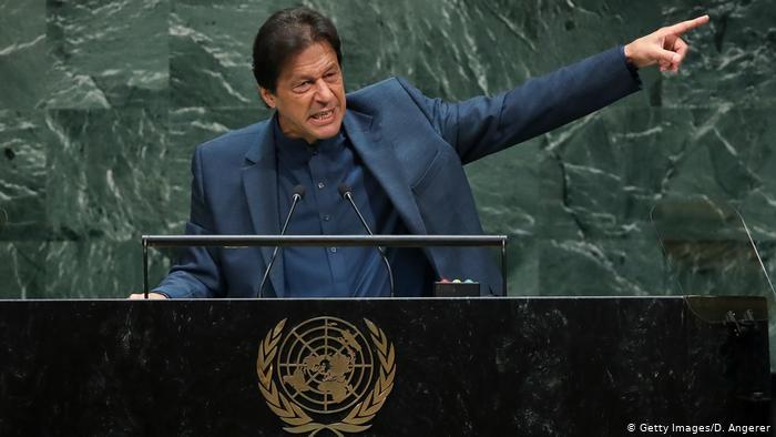تقریرعمران خان اقوامِ متحدہ میں